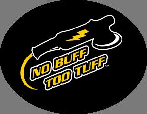 no buff too tuff logo