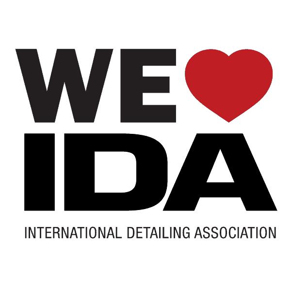 we heart the IDA sticker