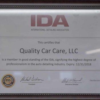 IDA quality car care llc member_edit